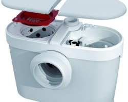 Насос канализационный для унитаза: для чего нужен, подключение