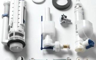 Пластиковый бачок для унитаза: напольный, настенный, установка