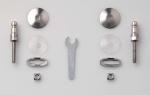 Как установить сиденье для унитаза: крепление металлическое и универсальное, демонтаж и ремонт