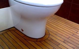 Тонкости и советы по установке унитаза на деревянный пол в частном доме