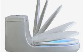 Стульчак для унитаза: как замерить и выбрать крышку