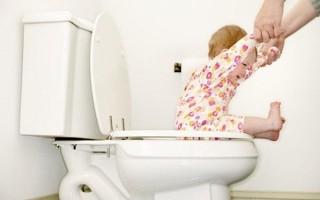 Унитаз для детей: виды и конструктивные особенности
