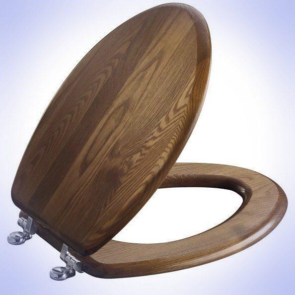 деревянный стульчак