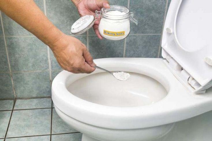 Методы очистки сливного бачка в унитазе